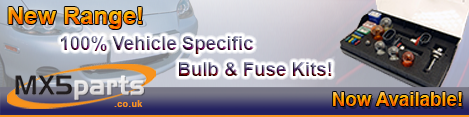 New Range Of Bulb & Fuse Kits!