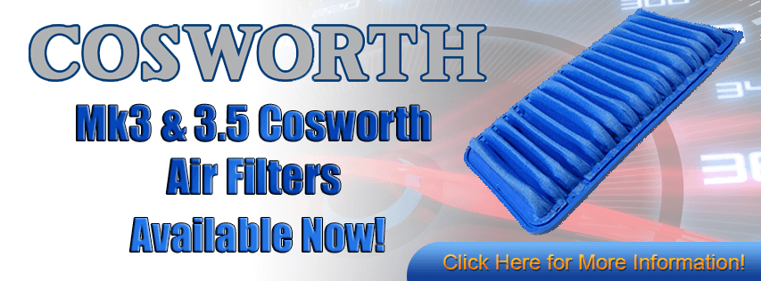 Mk3 & 3.5 Cosworth Panel Filters