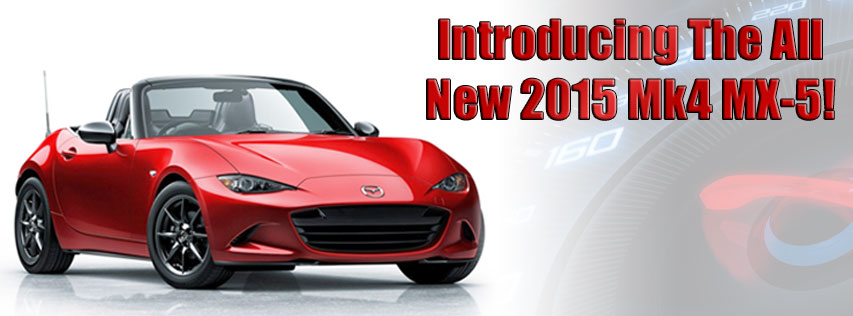 The All New Mk4 MX-5!