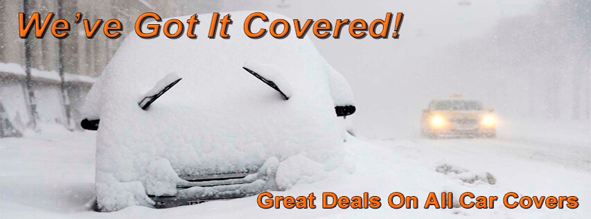 Great Deals On All Car Covers
