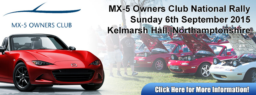 MX-5 Owners National Rally