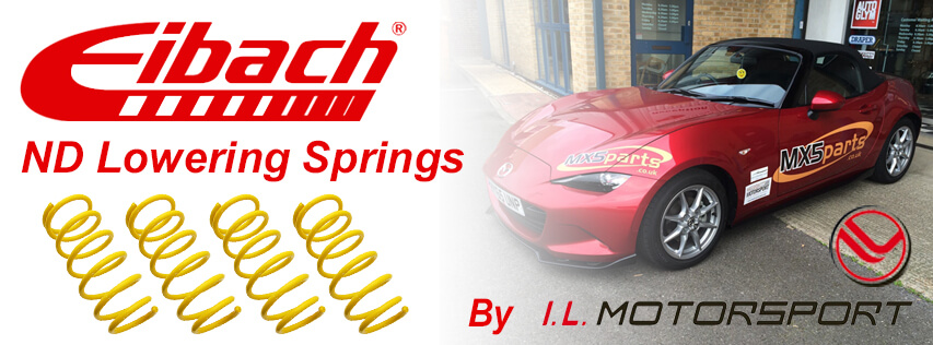 ND Eibach Springs