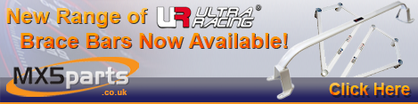 Ultra Racing Bars