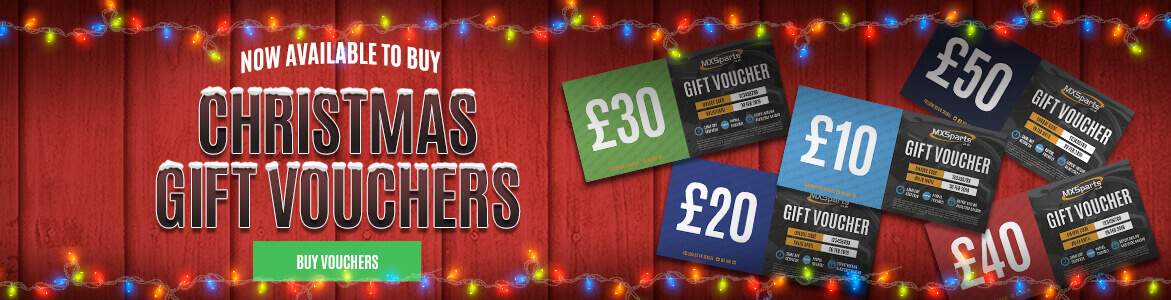 Xmas Gift Vouchers Now Available!