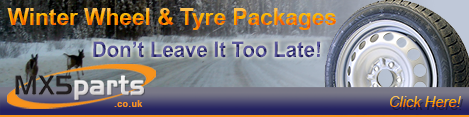 Winter Wheel & Tyre Packages