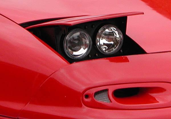 Ilmtwinlow on Mazda Miata Led Headlight Conversion