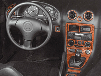 Dash Kit, MX5 Mk2 1998>2000 Left Hand Drive
