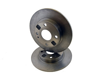 Rear Discs, Genuine Mazda, MX5 Mk1 1.6
