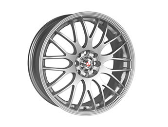 "17"" Calibre ""Motion 2"" Silver Alloys, Set Of Four, MX5 Mk1/2/2.5"
