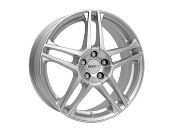 "15"" Dezent Type RB Silver Alloys, Set Of Four, Mk1/2/2.5"