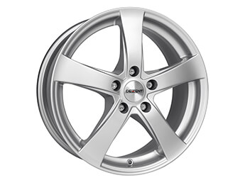 "15"" Dezent Type RE Silver Alloys, Set Of Four, Mk1/2/2.5"