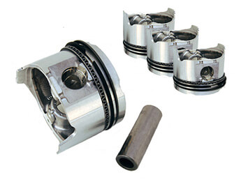 Piston Set, Oversize, 1.6 Mk1/2/2.5