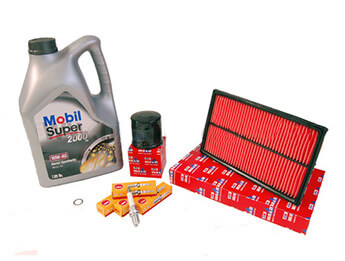 Service Kit, Aftermarket Filters, MX5 Mk1