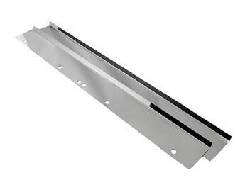 Sill Plates, Stainless Steel, Plain, MX5 Mk1