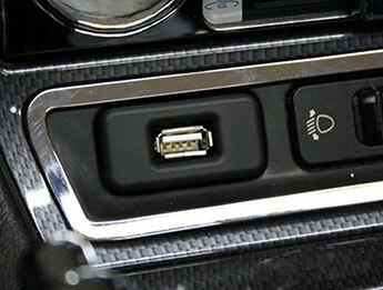 USB Plug Holder, MX5 Mk1/2/2.5