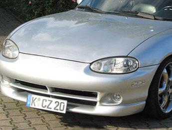 Front Bumper Cover Viper Mx5 Mk2