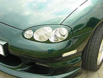 Mazda MX5 Mk2.5 Headlamp Covers