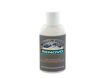 Renovo Plastic Window Polish, 50ml