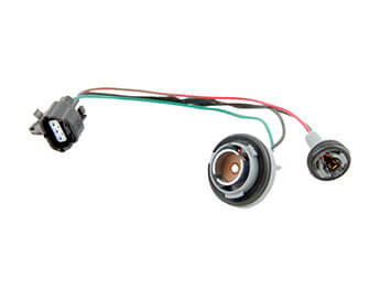 Front Indicator / Side Light Bulb Holder & Loom, MX5 Mk1