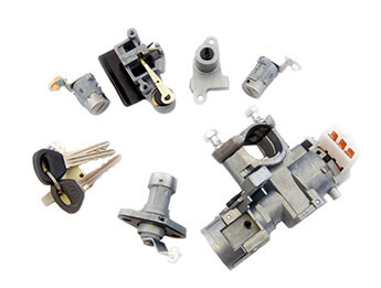 Lock Set with keys, MX5 Mk1