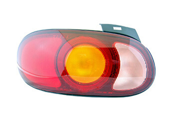 Rear Lamp Lens & Body Only, MX5 Mk2 RHD