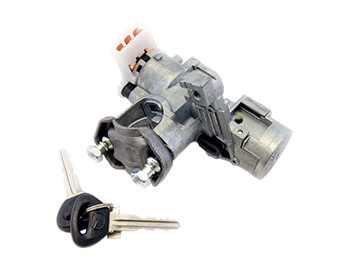 Lock & Key, Ignition, Mazda MX5 Mk1