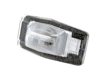 Rear Numberplate Lamp, Mazda MX5 Mk2/2.5