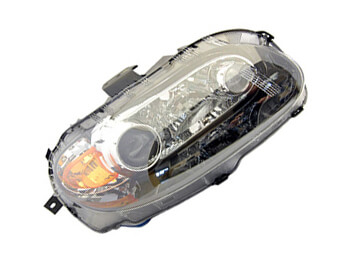 Headlamp, Halogen, RHD MX5 Mk3, 2005>2008