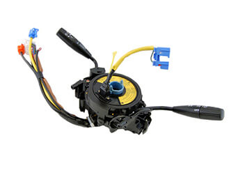 Steering Column Multi Switch, RHD Mk1 With Airbag, Vin 308212 On