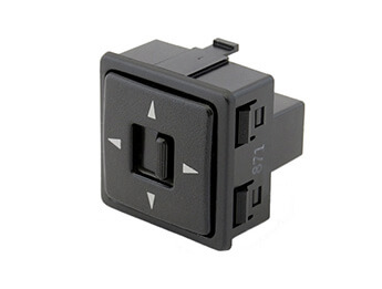 Electric Mirror Switch, Mk1/2/2.5