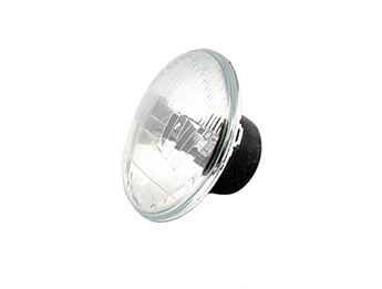 Headlamp, Standard Halogen, LHD MX5 Mk1