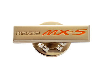 MX5 Pin Badge