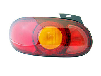 Rear Lamp Lens & Body Only, MX5 Mk2 LHD