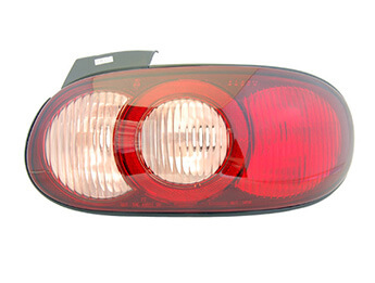Rear Lamp Lens & Body Only, MX5 Mk2.5 RHD