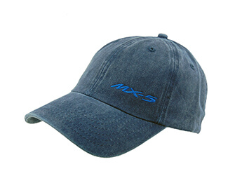 Cap, Blue With Small MX5 Logo
