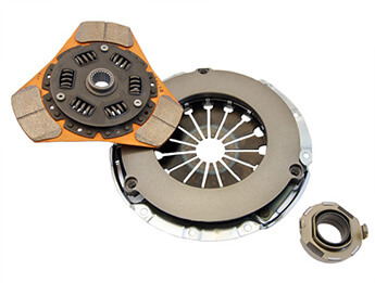 Clutch Kit, Exedy Stage 2 Cerametallic, 1.8 MX5 Mk1/2/2.5