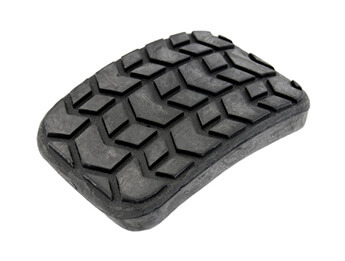 Brake & Clutch Pedal Rubber, Genuine Mazda, MX5 Mk1/2/2.5