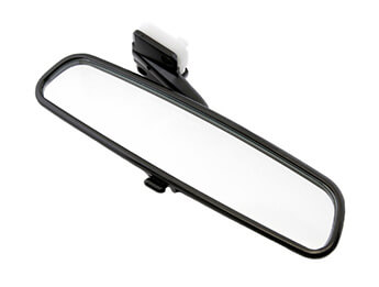 Rear View Mirror, Mazda MX5 Mk1