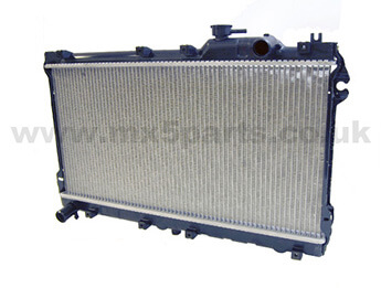Radiator, Aftermarket, MX5 Mk1 Manual