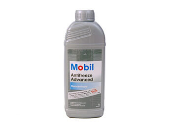 Standard Concentated Mobil Antifreeze, 1Ltr