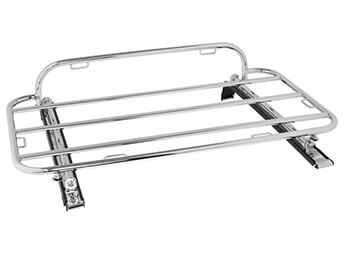 Boot / Luggage Rack, Stainless Steel, Mk1/2/2.5