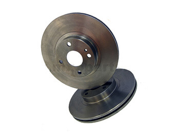 Front Discs, EBC Standard, MX5 Mk2/2.5 Big Brake