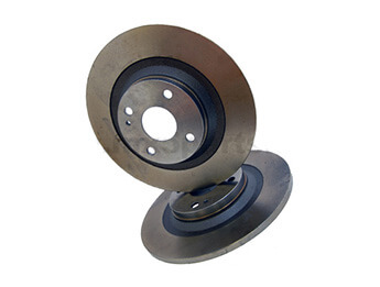 Rear Discs, EBC Standard, MX5 Mk2/2.5 Big Brake