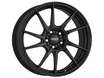 17 Dotz Kendo Alloys Black Mx5 Mk4