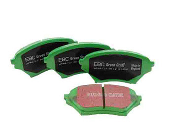 Front Pads, EBC Greenstuff, MX5 Mk2/2.5 Big Brake