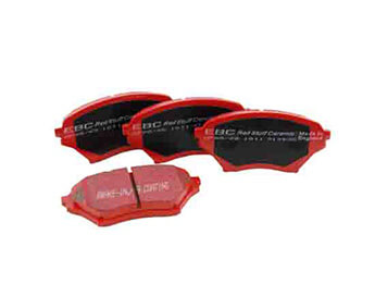 Front Pads, EBC Redstuff, MX5 Mk2/2.5 Big Brake