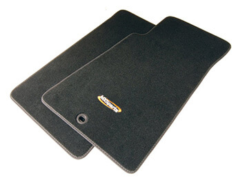 Carpet Mat Set, Luxury Black, MX5 Mk1/2/2.5