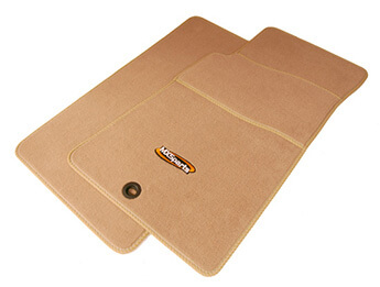 Carpet Mat Set, Premium Beige, MX5 Mk1/2/2.5