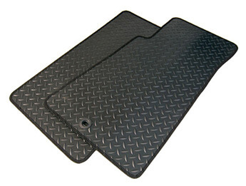 Carpet Mat Set, Rubber, MX5 Mk1/2/2.5