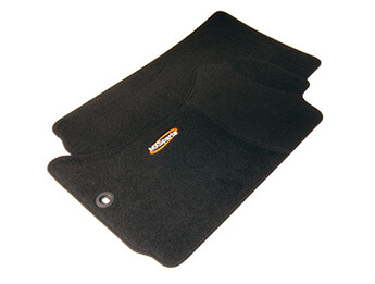 Carpet Mat Set, Standard Black, MX5 Mk3/3.5/3.75